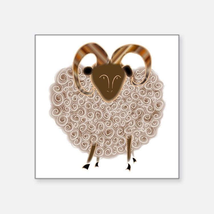 SHEEP.png Sticker