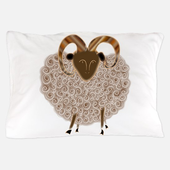SHEEP.png Pillow Case