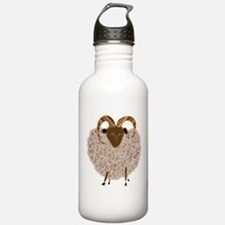 SHEEP.png Water Bottle