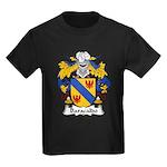 Baracaldo Family Crest Kids Dark T-Shirt
