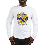Baracaldo Family Crest Long Sleeve T-Shirt