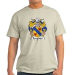 Baracaldo Family Crest Light T-Shirt