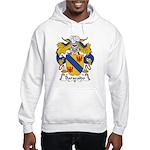 Baracaldo Family Crest Hooded Sweatshirt