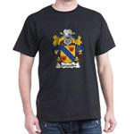Baracaldo Family Crest Dark T-Shirt