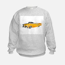 Classic orange Sweatshirt