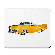 Classic orange Mousepad