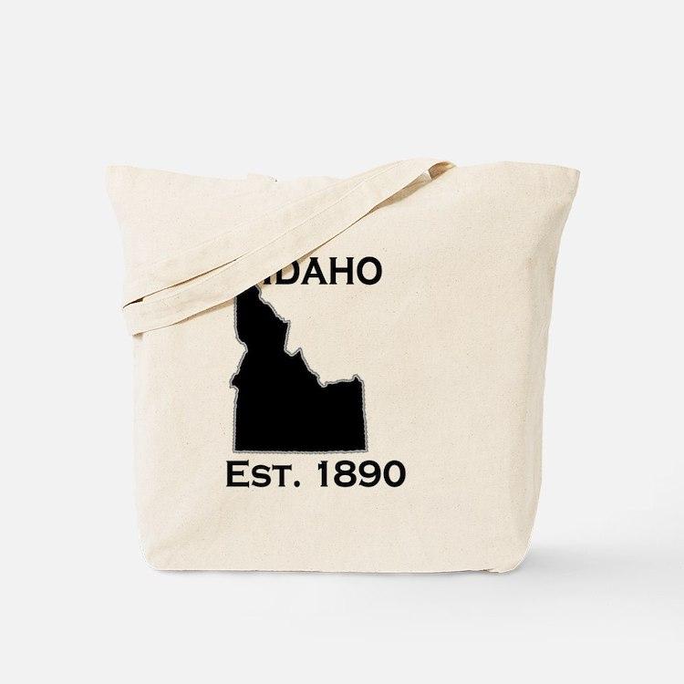 Cute 1890 Tote Bag