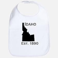 Idaho State Est 1890 Bib