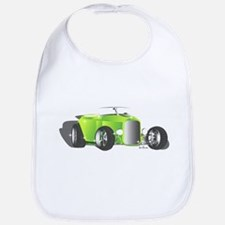 Hot Rod Green Bib