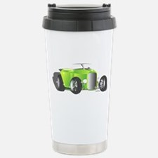 Hot Rod Green Travel Mug