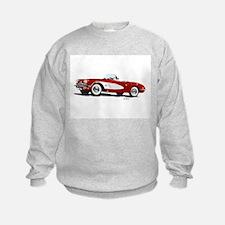 Hot Rod Red Sweatshirt
