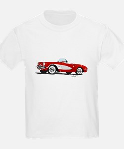 Hot Rod Red T-Shirt