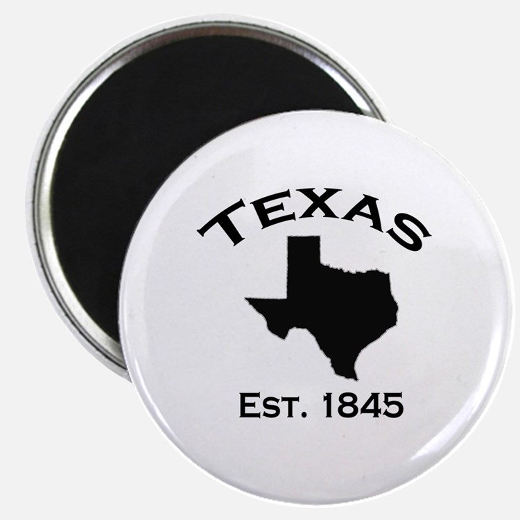 Cute Texas state outline Magnet