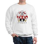 Bandama Family Crest  Sweatshirt