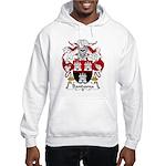 Bandama Family Crest Hooded Sweatshirt