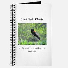 Blackbird Totem Power Journal