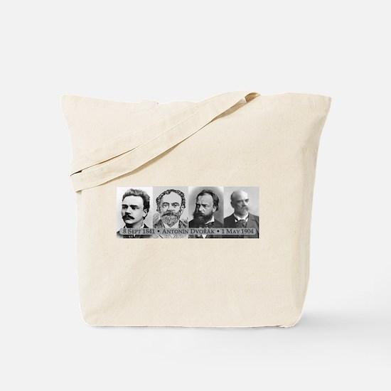 Antonin Dvorak Tote Bag