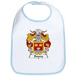 Bances Family Crest Bib