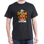 Bances Family Crest Dark T-Shirt