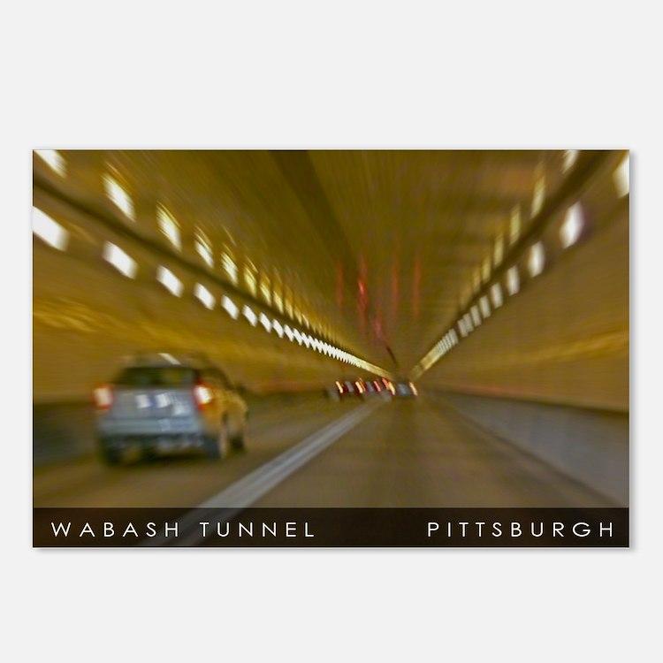 Wabash Tunnel Pittsburgh PK of 8
