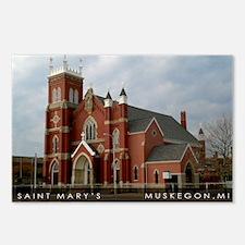 Saint Mary's Muskegon MI PK of 8