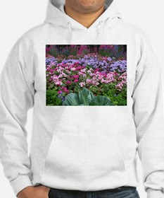 Flowers in bloom in Anchorage, A Hoodie