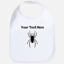Custom Spider Silhouette Bib