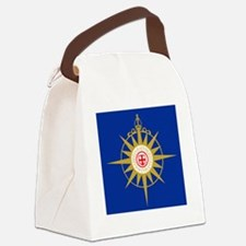 Anglican Flag Canvas Lunch Bag