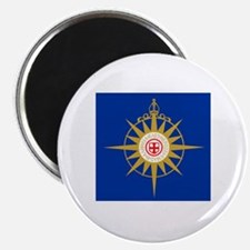 Anglican Flag Magnet