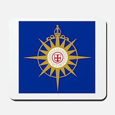 Anglican Flag Mousepad