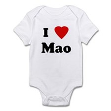 I Love Mao Infant Bodysuit