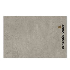 Cool Construction Worker Postcards (Package of 8)