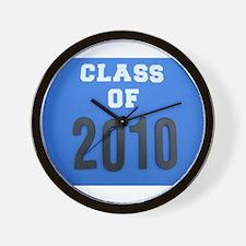 class of 2010 Wall Clock