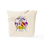 Bada Family Crest Tote Bag