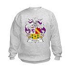 Bada Family Crest Kids Sweatshirt