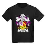 Bada Family Crest Kids Dark T-Shirt