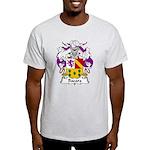 Bada Family Crest Light T-Shirt