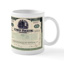Union Pacific Mug Mugs
