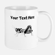 Custom Grasshopper Silhouette Mugs