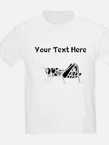 Custom Grasshopper Silhouette T-Shirt