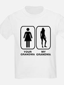 Your grandma my grandma T-Shirt