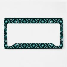 Native American Licence Plate Frames Native American