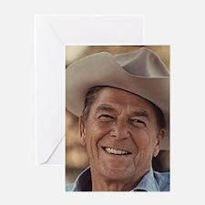 Ronald Reagan Greeting Cards