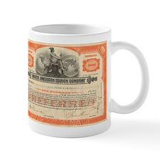 North American Edison Mug