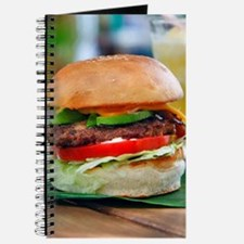 Gourmet Burger and Smoothies Journal