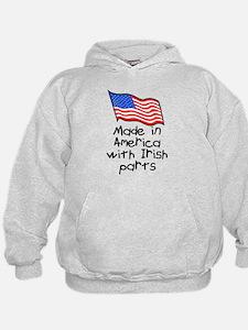 Made in America Irish Hoodie
