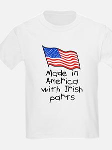 Made in America Irish T-Shirt