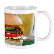 Gourmet Burger and Smoothies Mugs