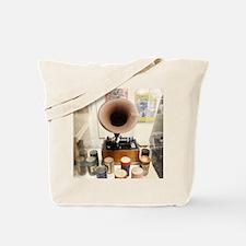 Vintage Sound Machine Tote Bag