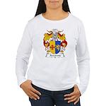 Azcarate Family Crest Women's Long Sleeve T-Shirt